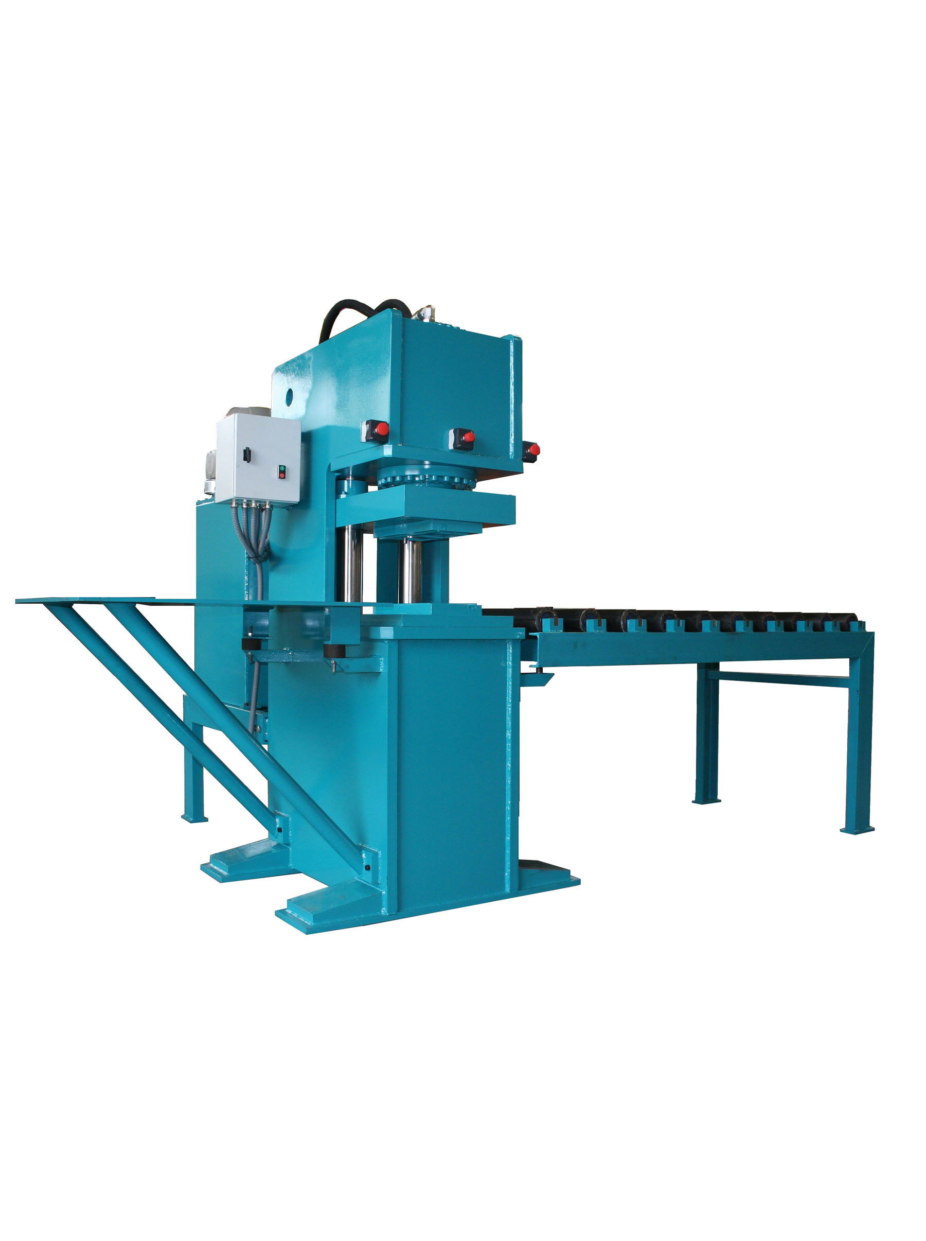 P125 Splitting Machine