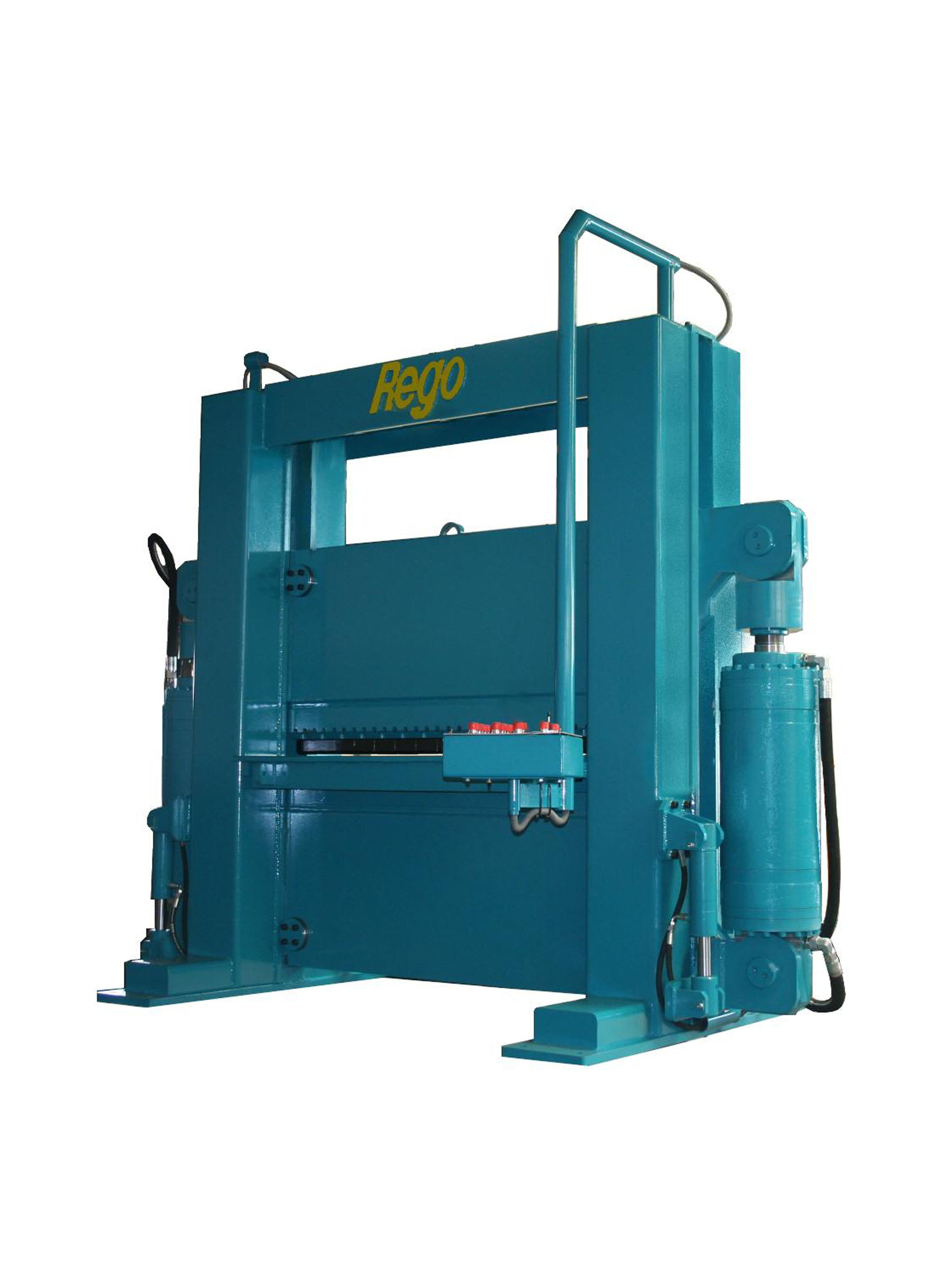 P250 Splitting Machine