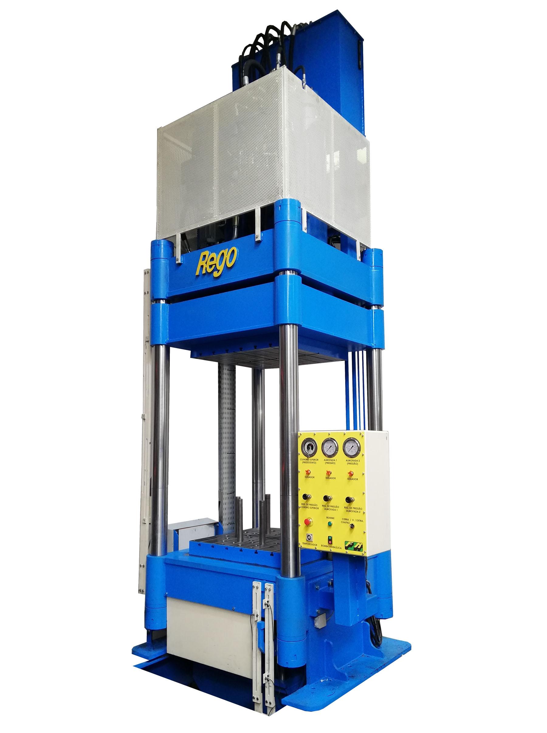Hidraulic presses